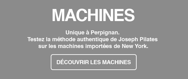 PILATES SUR MACHINES